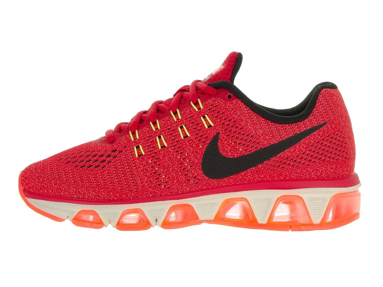 Amazon com NIKE Women s Air Max Tailwind 8 Unvrsty Red Blk Hypr Orng VLT Running Shoe 8 5 Women US Road Running