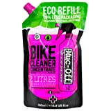 Muc Off Bike Cleaner Concentrate, 500 Milliliters - Fast-Action, Biodegradable Nano Gel Refill - Mixes with Water to Make Up