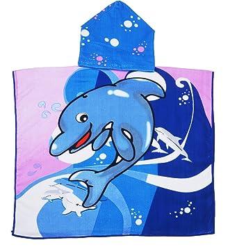Kinderbadetücher sinland kinderbadetücher mit kapuze handtuch wrap für swimming pool