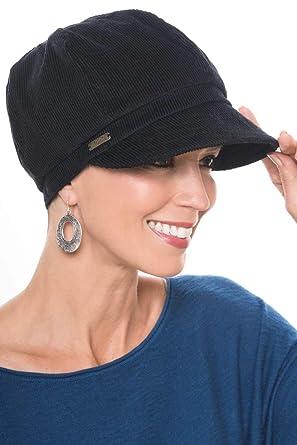 Headcovers Unlimited Courtney Corduroy Newsboy Hat  b7a16422e6f