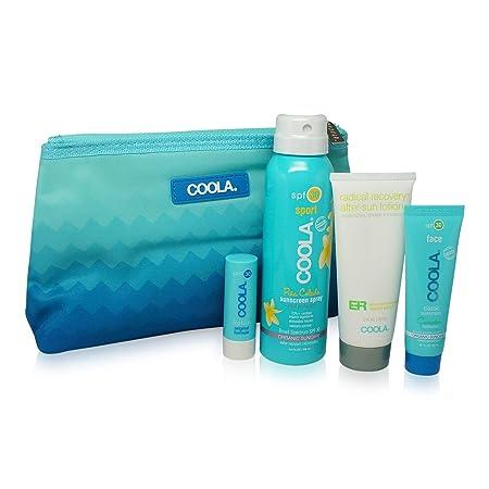 COOLA-4 Piece Signature Kit