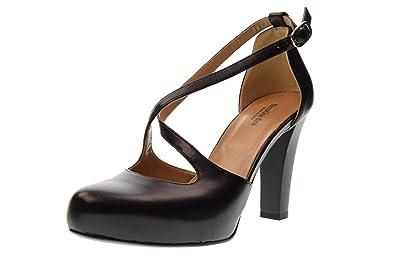 Nero Giardini Woman Shoes decollet high Heel P805401DE 100 Size 40 Black 69059c29f83
