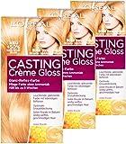 L'Oréal Casting Crème Gloss 8034 Honey Nougat, 3er Set
