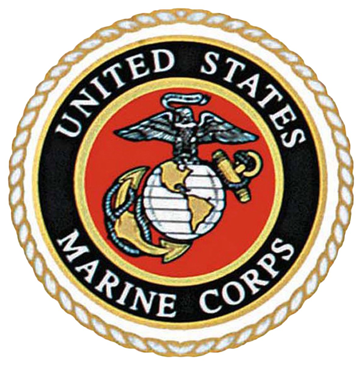 Direct 1219 Rothco US Marine Corps Globe /& Anchor Decal//Outside Pro-Motion Distributing