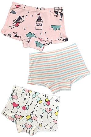 d75d7c40a8d3a  ママ生まれ 北欧 ボクサーパンツ 女の子 パンツ 綿100% 女児 下着 綿 ショーツ