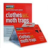 Pest-Stop Clothes Moth Trap - Twin Pack