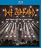 Def Leppard: and there will be a next time - Live from Detroit [BLU RAY] [Blu-ray]