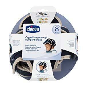Chicco - 00061489000000 - Casque De Protection - Bleu
