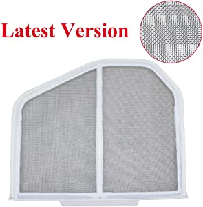 Appliancemate W10120998 Dryer Lint Screen Filter Stainless Steel Material Compatible with Whirlpool, Kenmore Dryers