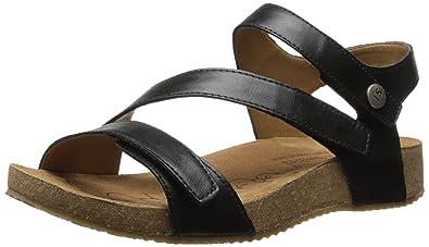Josef Seibel Women s Tonga 25 Flat Sandal 29e7819bde