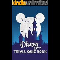Disney: Trivia Quiz Books
