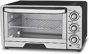 Cuisinart TOB-40 Custom Classic Toaster Oven & Broiler