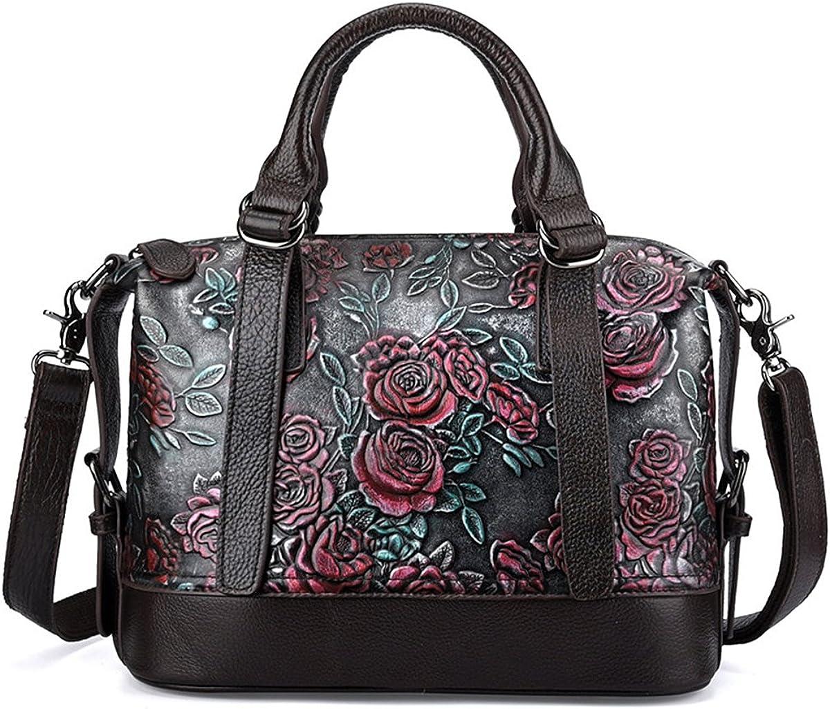 Crossbody Bag Vintage Rose...