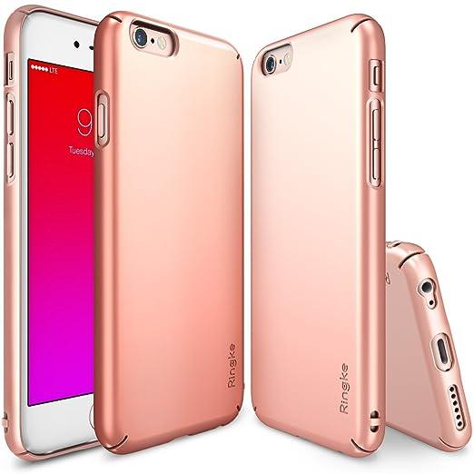 """22 opinioni per Custodia iPhone 6S 4.7"""", Ringke SLIM [Gratuito HD Pellicola Protezione] [ROSE"""