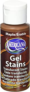 product image for DecoArt Americana Gel Stains Paint, 2-Ounce, Maple