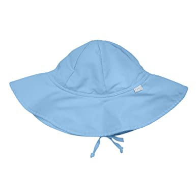 Amazon.com  Iplay Brim Hat-Light Blue-9 18mo  Infant And Toddler ... 3a608f853235