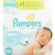 PGC19513CT - Sensitive Baby Wipes