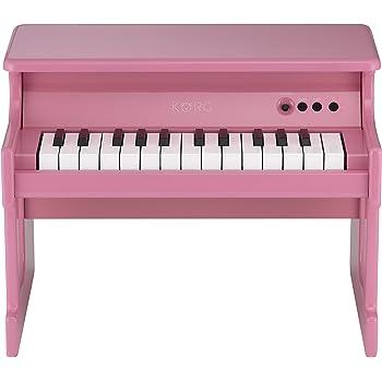 Amazon Com Korg Tiny Piano Pink Musical Instruments