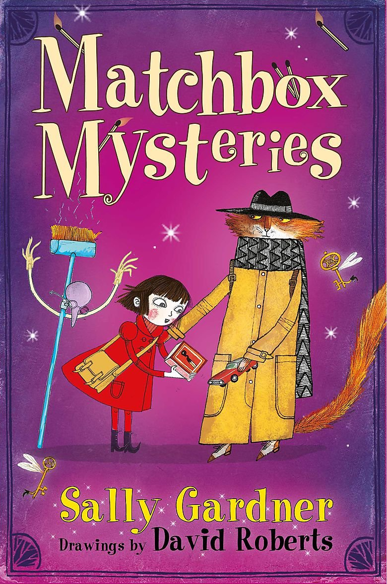 Download The Matchbox Mysteries: The Detective Agency's Fourth Case (The Fairy Detective Agency) PDF