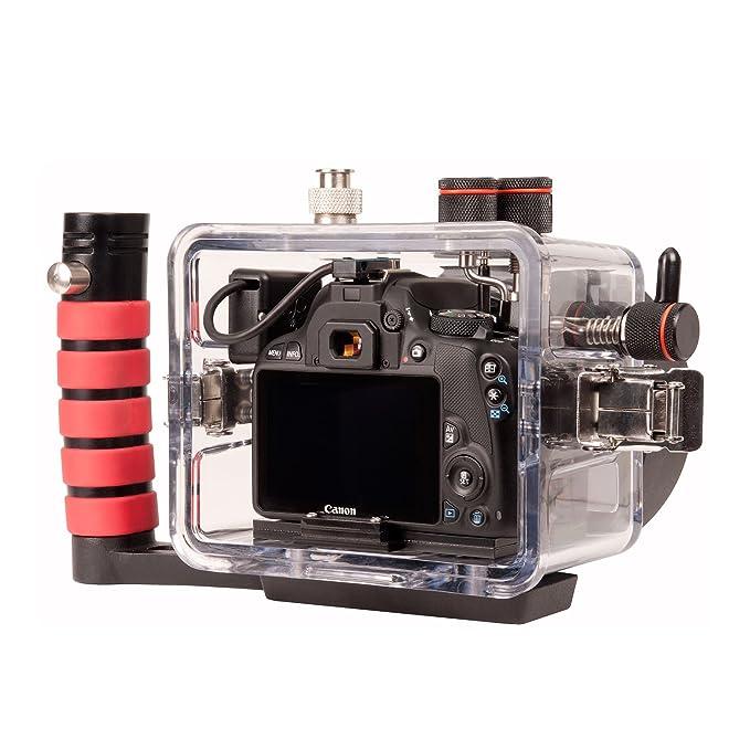 Amazon.com: Ikelite 6970.01 carcasa submarina para cámara ...