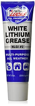 Lucas Oil 10533 White Lithium Grease