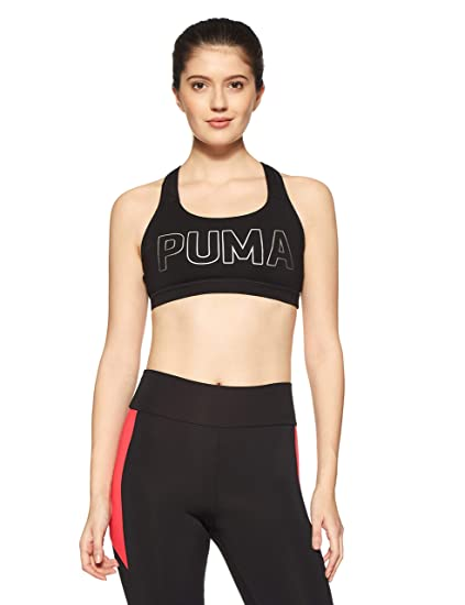 274921ed22 PUMA Pwrshape Forever Bra at Amazon Women s Clothing store