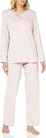 Calida Cosy Cotton Nights Juego de Pijama para Mujer