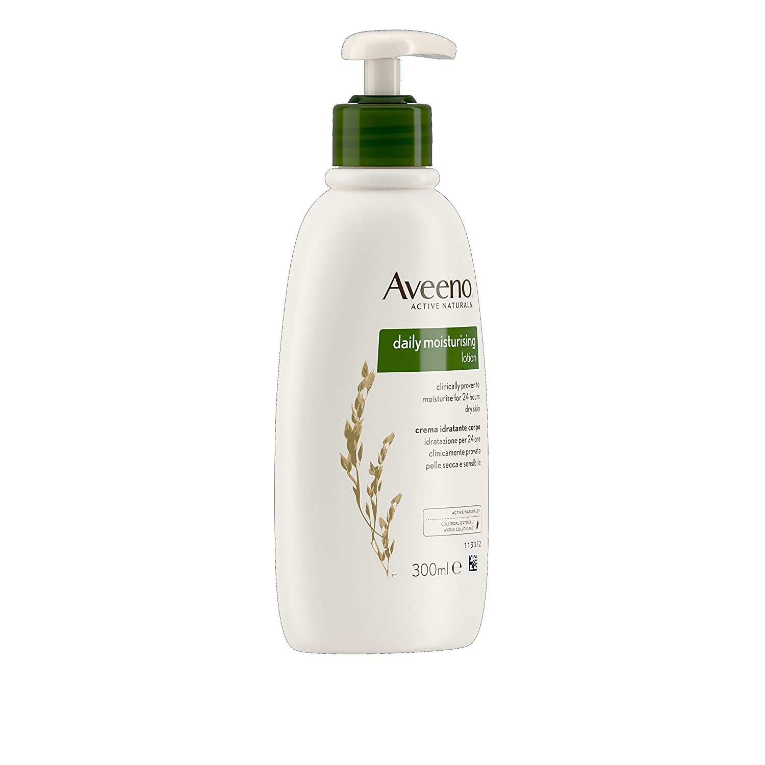 Aveeno Daily Moisturising Lotion 300 ml [Packaging May Vary] Amazon Beauty