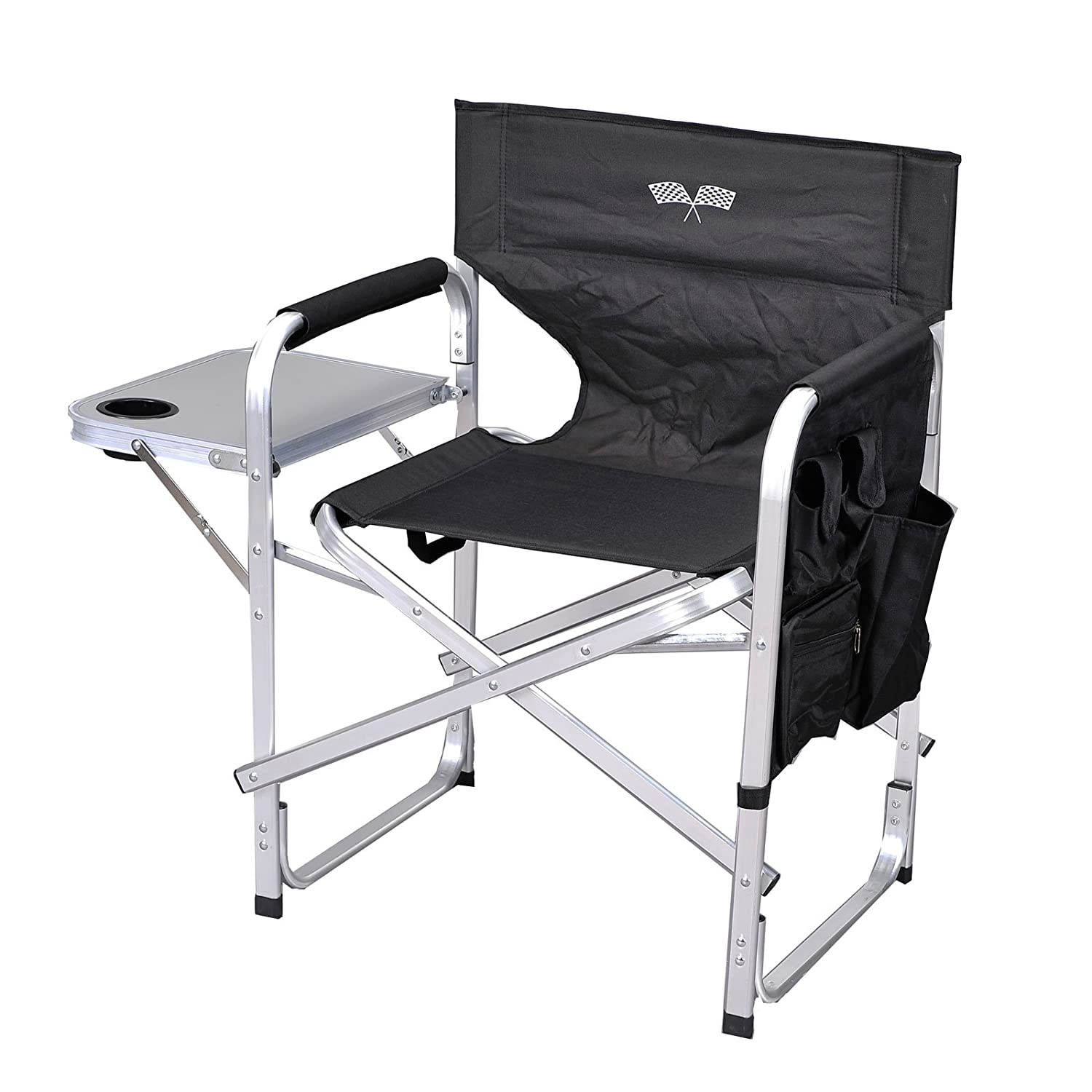 Amazon Picnic Time Portable Folding Sports Chair Hunter