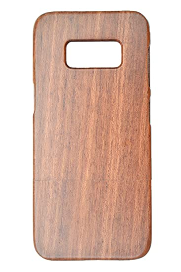 best loved 00bed 00523 Samsung Galaxy S8 Plus S8+ Wooden Case, PhantomSky Premium Quality Handmade  Natural Wood Cover for Your Smartphone(Rosewood)