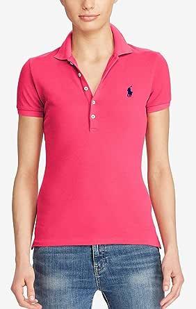 بولو رالف لورين بولو قبة قميص -نساء