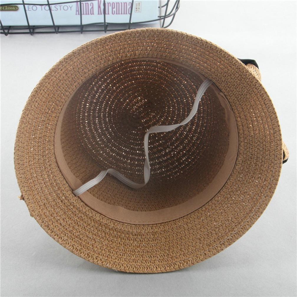 Amazon.com: caopixx gorros de niños, verano sombrero de bebé ...