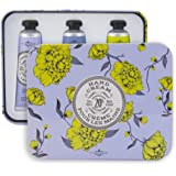 La Chatelaine 20% Shea Butter Hand Cream Travel Size Tin Gift Set Lavender Lychee Bilberry Lemon Verbena