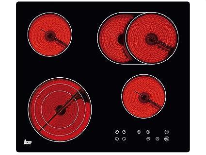 Teka TB 642 Select vitrocerámica Autark: Amazon.es: Grandes ...