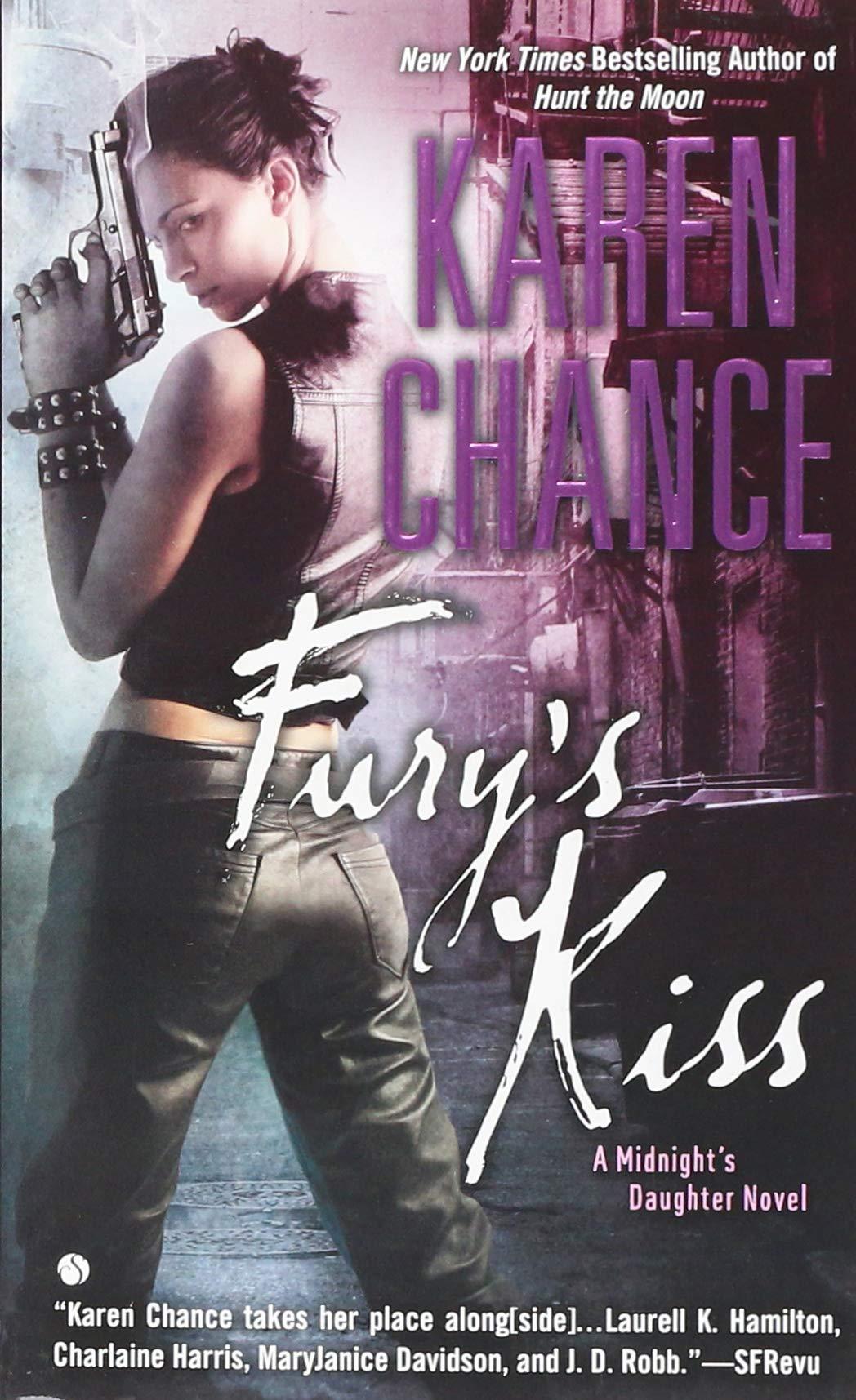 Furys Kiss (Dorina Basarab Book 3)