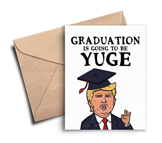 92532ad43c5fa Funny Graduation Cards - College Graduation Card - Grad Party Gift
