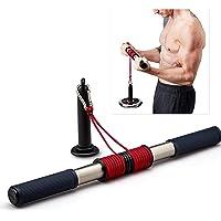 GD Wrist Roller V.W Forearm Blaster Trainer Arm Strength Training Fitness Equipment Anti-Slip for Home Gym
