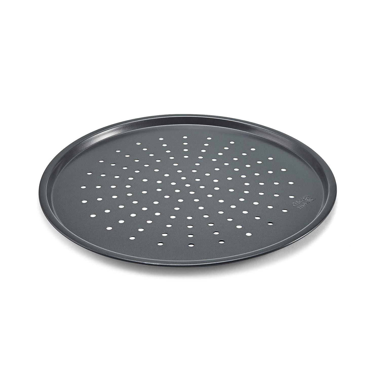 Chicago Metallic 16014 Non-Stick Perforated Pizza Crisper, 14-Inch diameter