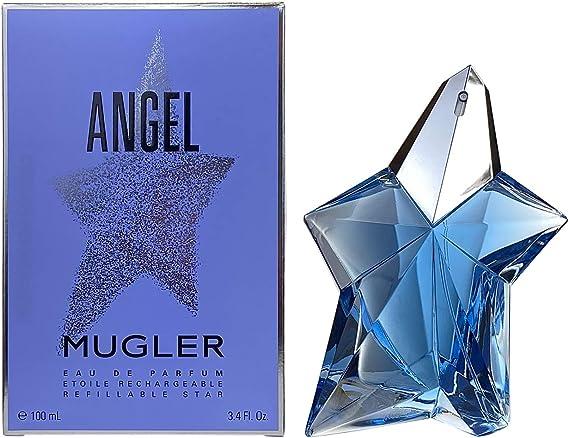 Thierry Mugler Angel Agua de perfume Vaporizador Refillable 100 ml