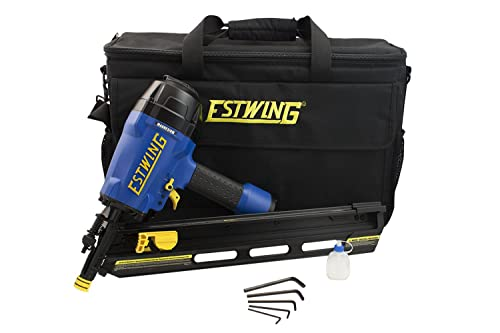 Estwing EFR3490 34 Degree Clipped Head Pneumatic Framing Nailer