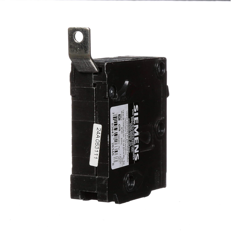 Siemens B140 40-Amp Single Pole 120-Volt 10KAIC Bolt in Breaker Siemens HI