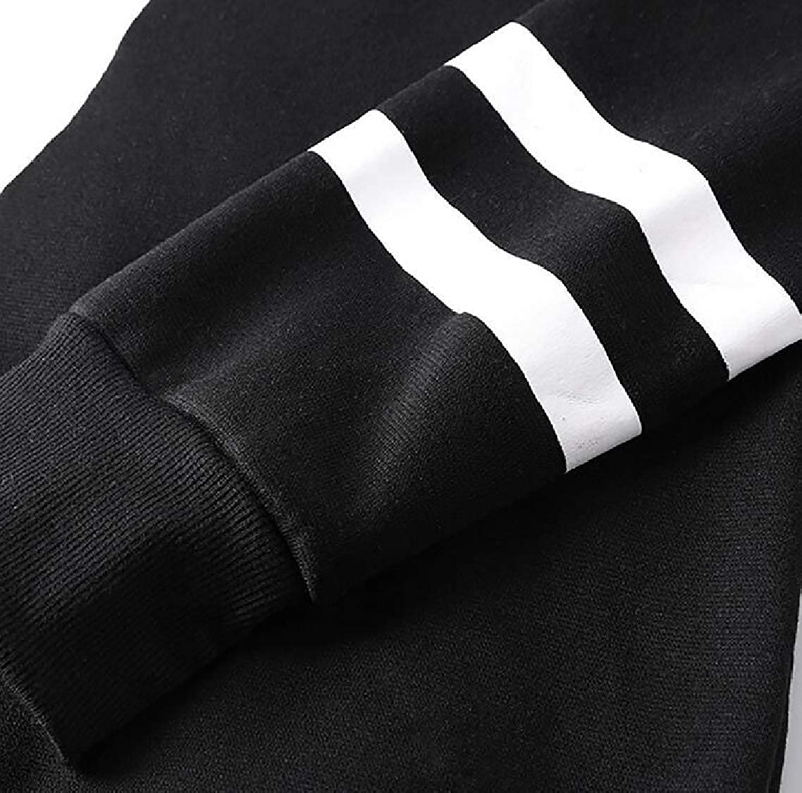 Hadudu Womens Hoodie Halloween Print Long Sleeve Pullover Tops Sweatshirt