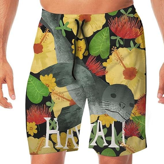 STDKNSK9 Mens American Italian Flag Board Shorts Beach Shorts No Mesh Lining