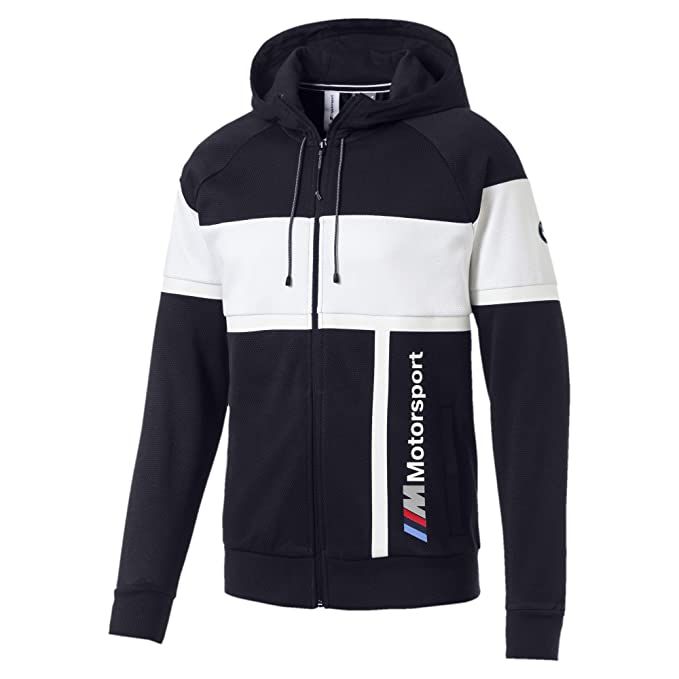PUMA Mens Standard BMW Motorsport T7 Track Jacket