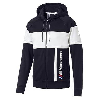 Puma BMW MMS Hooded Sweat Jacket 37c21fb7265