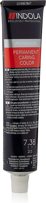 Indola Profession 7.38 - Pelo (60 ml): Amazon.es: Belleza