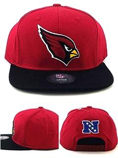 e131ccb01 Arizona Cardinals AZ New NFL Youth Kids Red Black Era Snapback Hat Cap