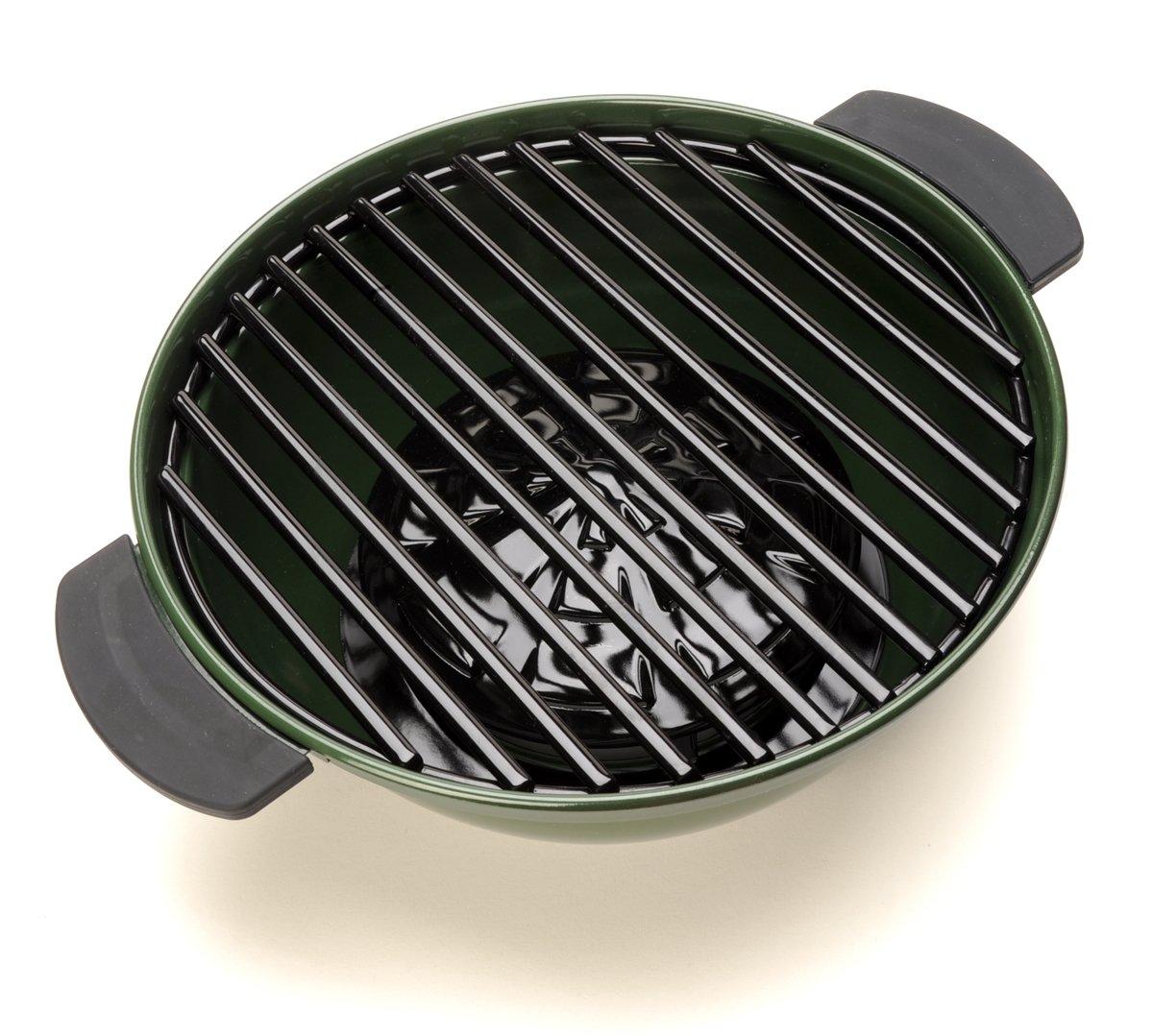 Amazon.com : Minden Master Range-Top Indoor Grill, Green ...