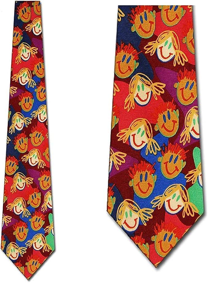 Corbata De Hombre Corbata,Corbatas Para Niños Corbatas De Dibujo ...