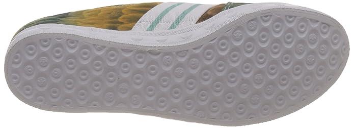 quality design 4ba50 6e084 adidas Adria PS Slip-on, Mocassins Femme, Grün S12Ftwr WhiteClear Green  S12, 40 EU Amazon.fr Chaussures et Sacs